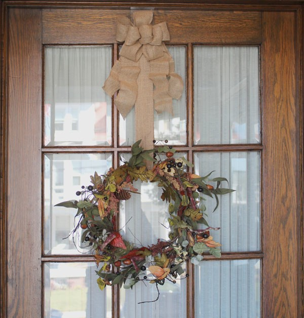 How To Add A Bow To Wreath Pro