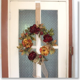 Wreath Hanger For Thick Doors Miguel Barcelo